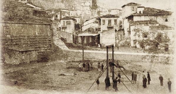 «Η γκιλοτίνα του Ναυπλίου» του Φαίδωνα Κυριακού από τις εκδόσεις Κέδρος