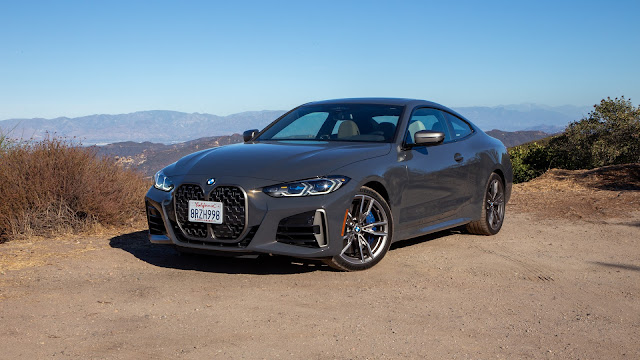 2021 BMW 4-Series Review