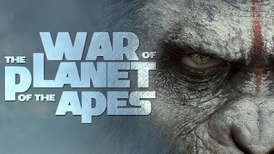 Banner de La Guerra del Planeta de los Simios