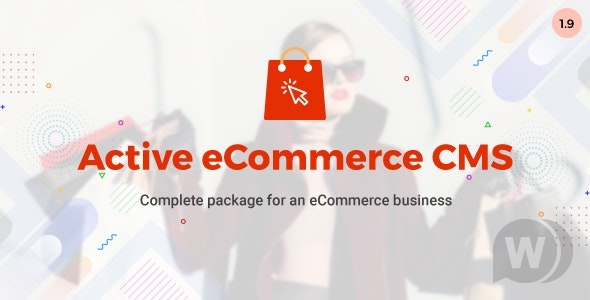 Active eCommerce CMS 2.1 Nulled