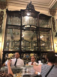 Fotos Sylvia Leite - Matéria Confeitaria Colombo - BLOG LUGARES DE MEMÓRIA