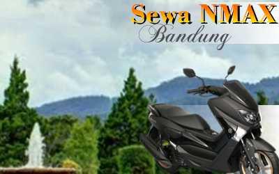 Sewa motor Yamaha N-Max Jl. Rajawali Barat Bandung