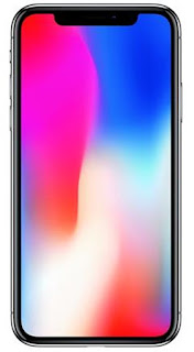 Handphone APPLE iPhone X