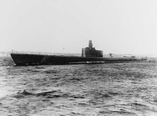 USS Growler, 21 February 1942 worldwartwo.filminspector.com
