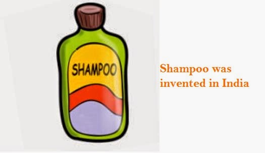Expect Everything: Who invented Shampoo