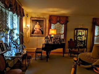 Eisenhower living room
