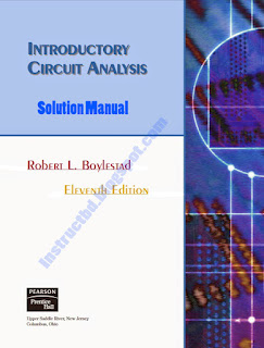 Introductory Circuit Analysis 11th Edition By Robert L. Boylestad