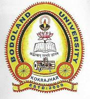bodoland%university%logo
