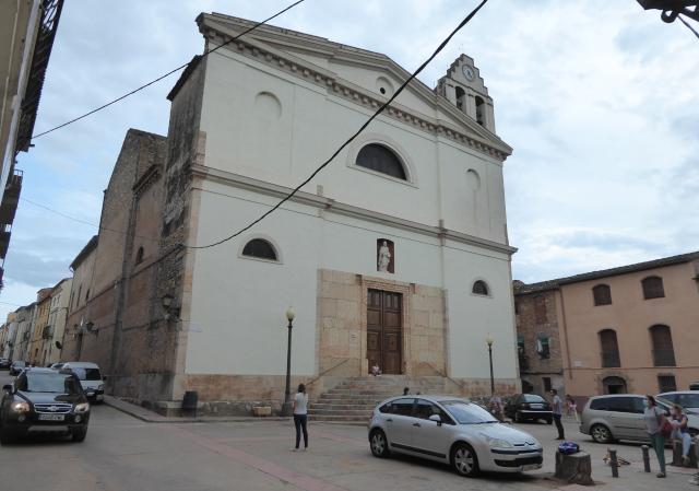 Església del Masroig