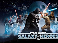 Star Wars Galaxy Of Heroes Mod Apk v0.14.415365 RPG for android