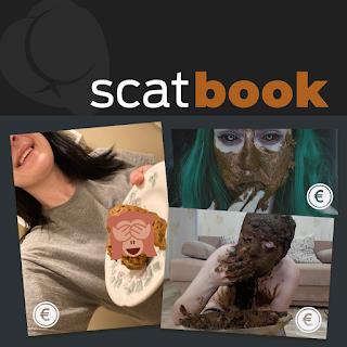 SCATBOOK The world's first scat fan platform.