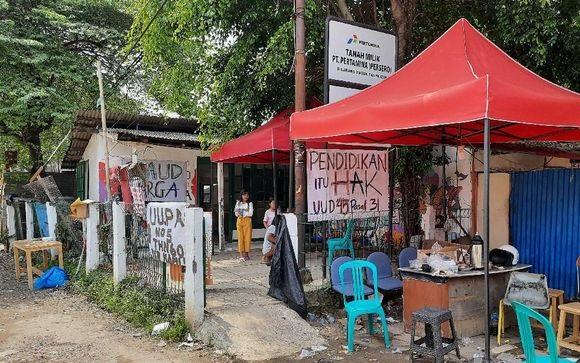 """Pihak Pertamina Akhirnya Buka Suara Soal """"Pelibatan Ormas"""" Gusur Warga Pancoran"""