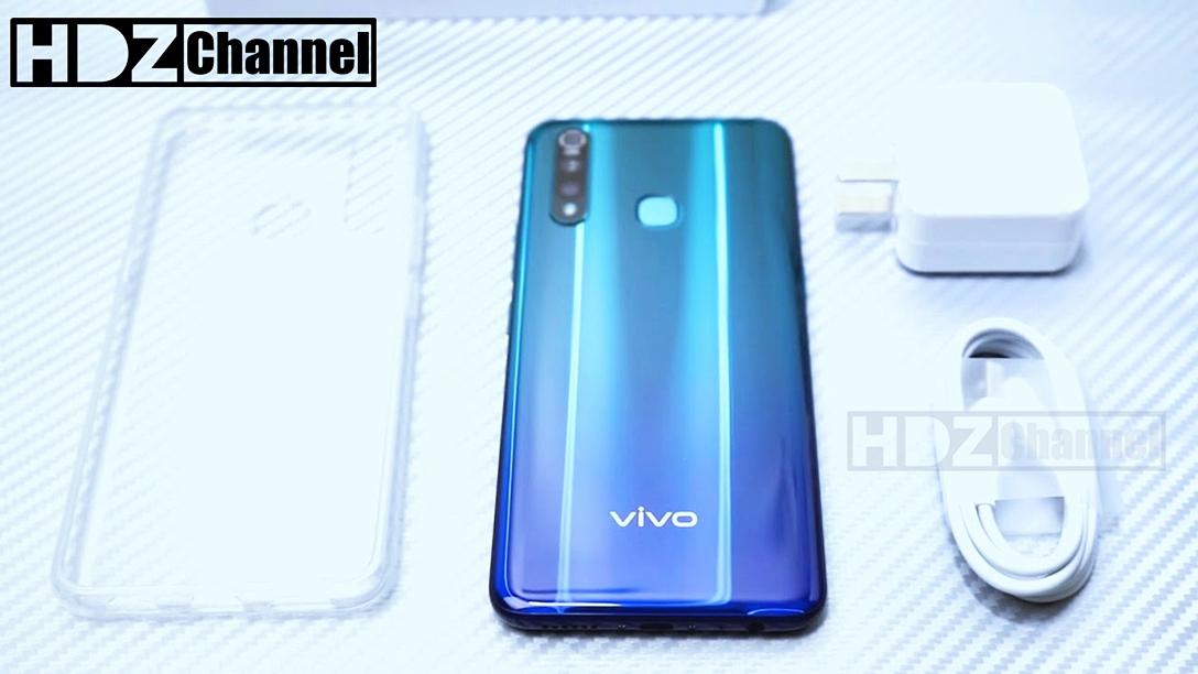 مراجعة هاتف Vivo Z5x