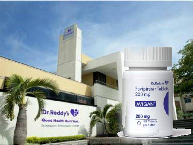 There will be home delivery of Covid-19 medicine. Reddy's launches Corona drug 'Avigan', a Rs 99 tablet to deliver medicine to homes in 42 cities