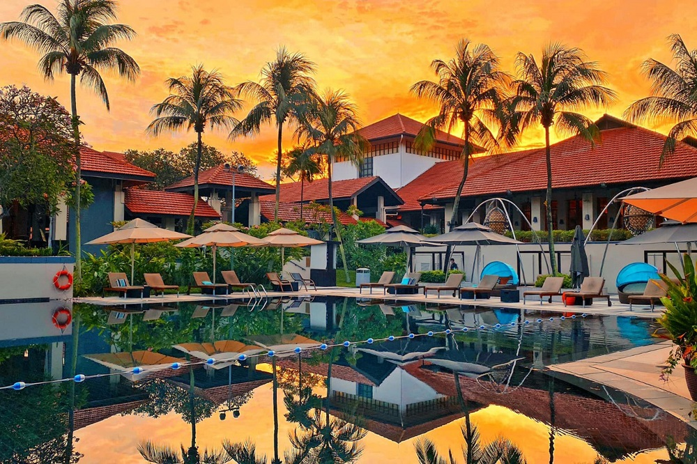 A LUXURY LEISURE SENSATION ON SENTOSA ISLAND, SINGAPORE