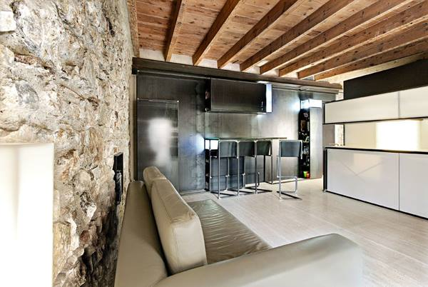 ristrutturazione casa in pietra