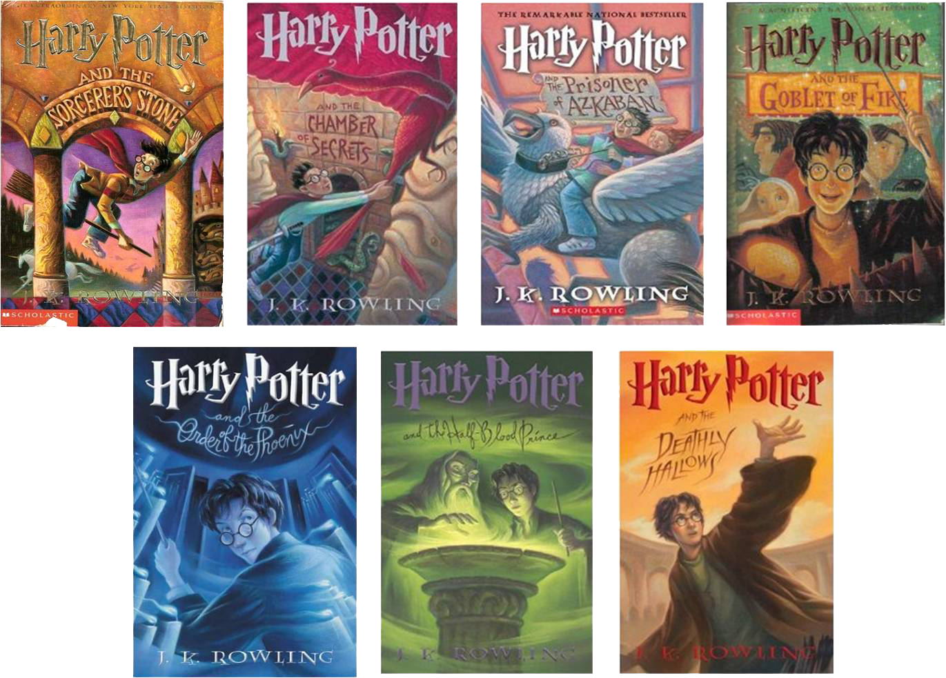 Comprar Libros De Harry Potter Harry Potter