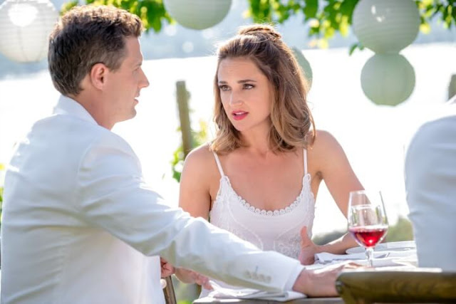 TV FILM REVIEW | Summer in the Vineyard (2017) – Sequel Takes Viewers Back to the Vineyard. All review text © Rissi JC; review first appears on RissiWrites.com