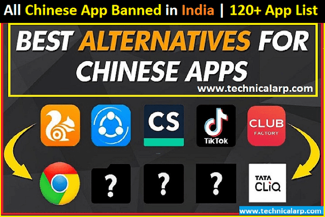 Best Alternative for Chinese App in India 2020
