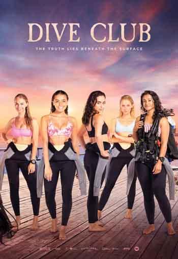 Dive Club S01 Complete English Hindi 480p WEB-DL