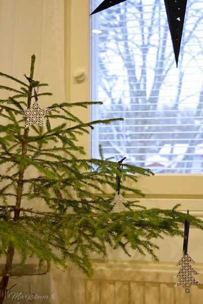 pikkukuusi riihimäen lasitonkka koriste