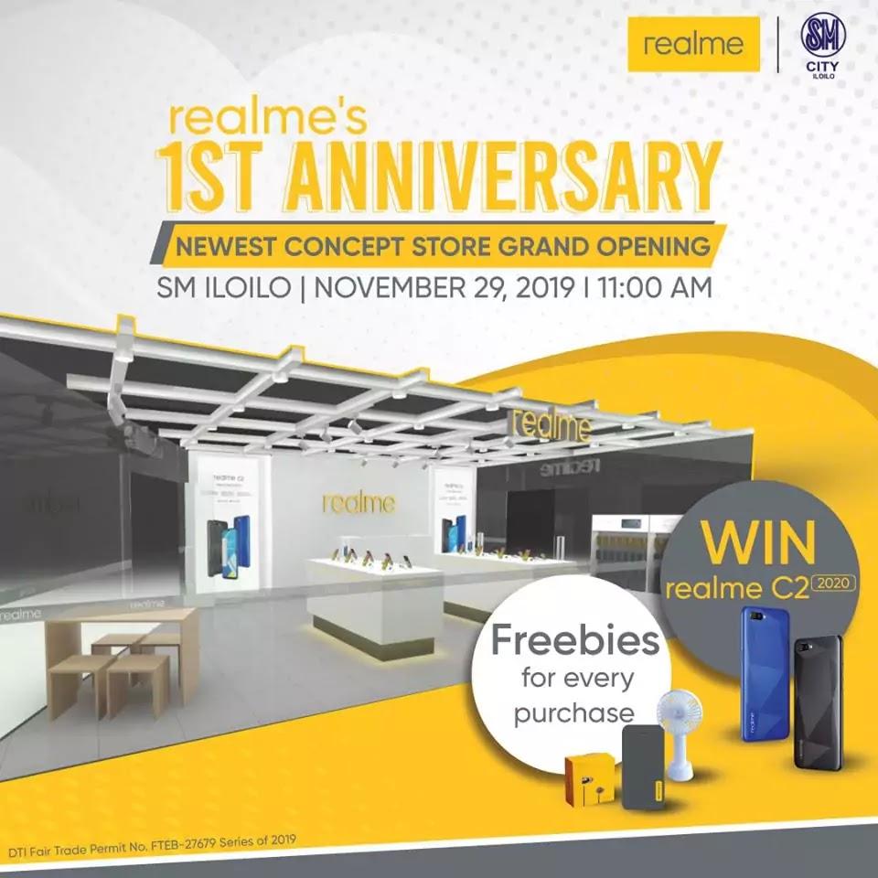 Realme Concept Store Iloilo