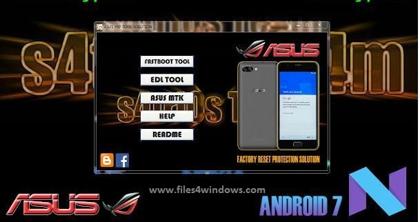 ASUS-FRP-Tool-Android-7-Solution-Download