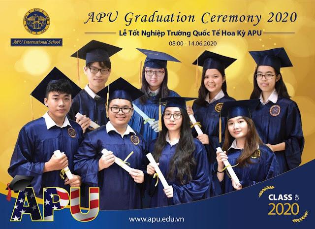 Trường Quốc tế APU trao học bổng hơn 100.000 USD cho học sinh xuất sắc