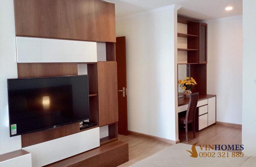 thuê căn hộ 4 phòng ngủ Landmark 1 tầng 15 nội thất đẹp | nội thất phòng ngủ