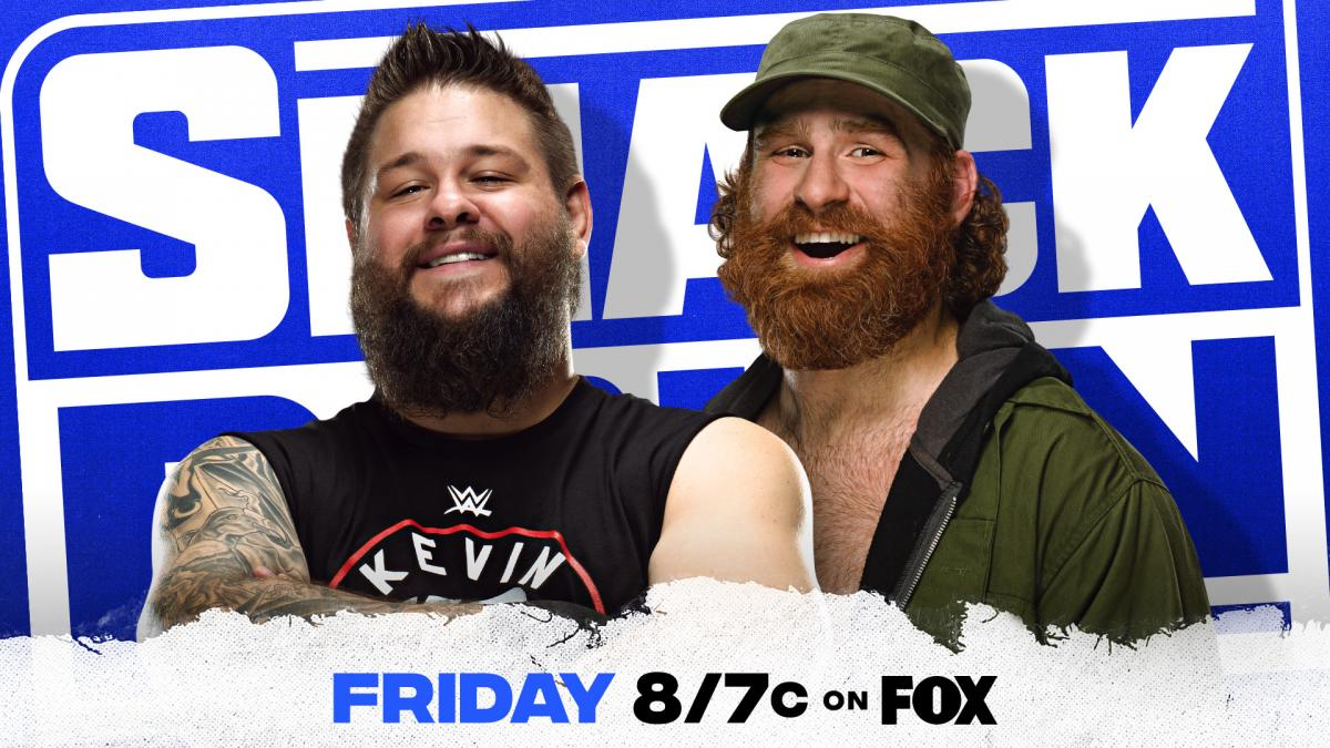 Cobertura: WWE Friday Night SmackDown (02/07/2021) – Fight Forever!