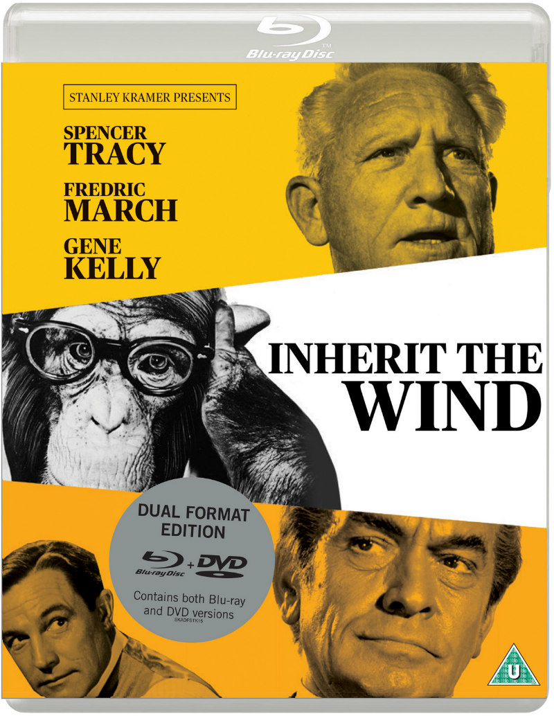 inherit the wind eureka blu-ray