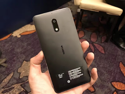 Nokia 3,5,6 Smartphones launched in Sri Lanka