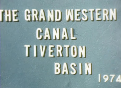 Inaugural Trip of The Tivertonian in 1974