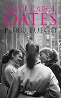 Puro fuego, Joyce Carol Oates Leioako udal liburutegiko solasaldietan