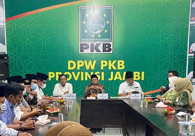 Pengurus dan Anggota DPRD Jambi Turun Langsung Pantau PSU Pilgub Jambi