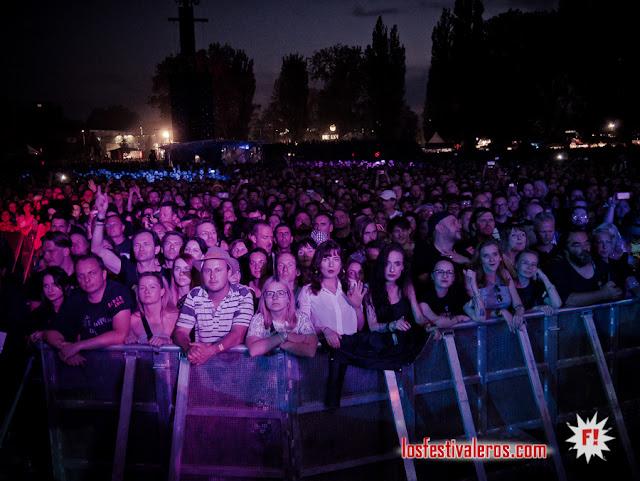 The Cure / Festival Colours of Ostrava 2019, Dolni Vitkovice, Ostrava, CZ