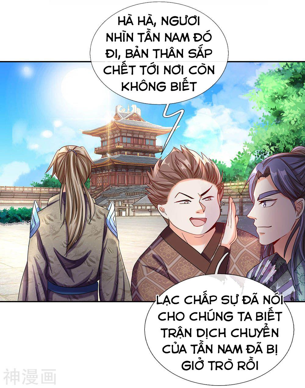 Nghịch Thiên Kiếm Thần chap 74 - Trang 18