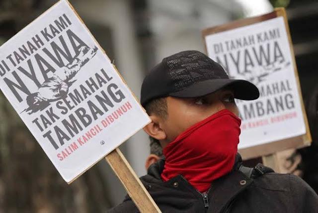 Innalillahi, Ratusan Orang Tewas 6 Tahun Jokowi Berkuasa karena Tambang