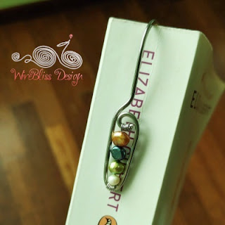 Pearl Bookmark by WireBliss - Flat