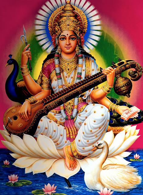 saraswati-maa-image