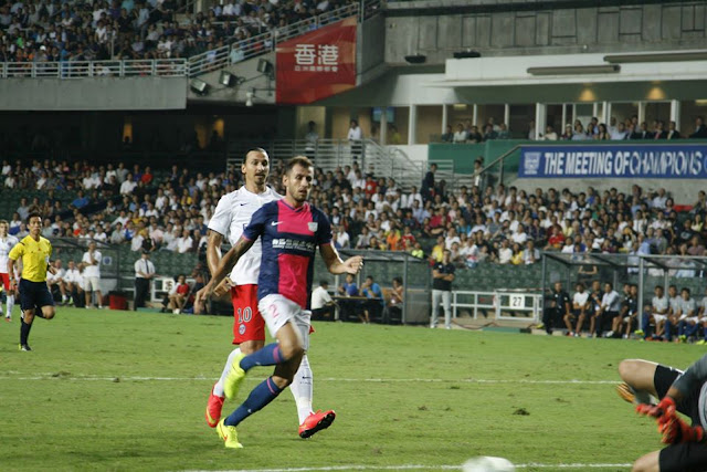 PSG v Kitchee