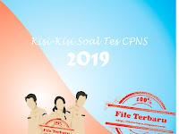 Kisi-Kisi Soal Tes CPNS | Soal CPNS 2019