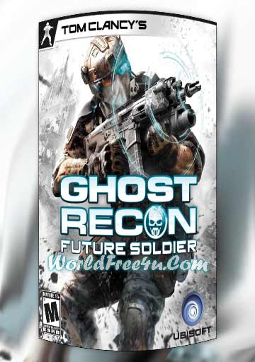 Cover Of Tom Clancys Ghost Recon Future Soldier Full Latest Version PC Game Free Download Mediafire Links At worldofree.co