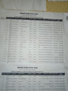 ncte a aprobat lista de colegiu btc în sus)