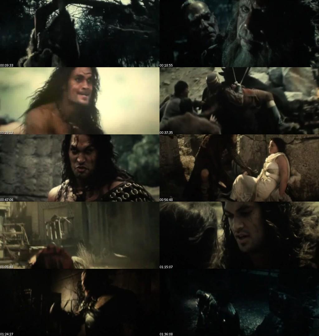 Conan el barbaro (2011) [TScreener HQ] [Español]