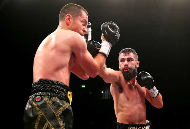 Jono Carroll defeats Scott Quigg