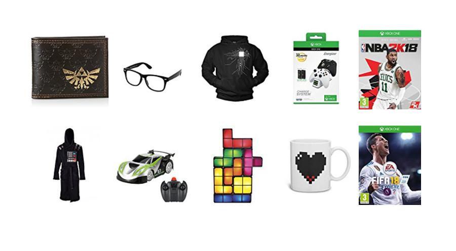 Idées cadeaux papa geek