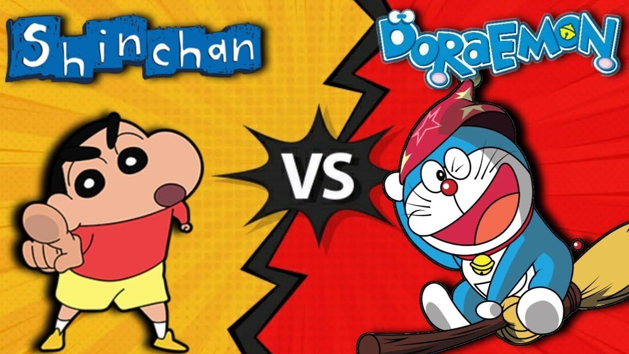 doraemon-vs-shinchan-which-is-better