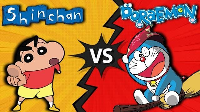 Doraemon Vs Shinchan Which Is Better