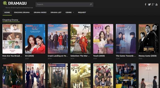 Cara Download Drama dan Film Korea di Dramaqu (Update)